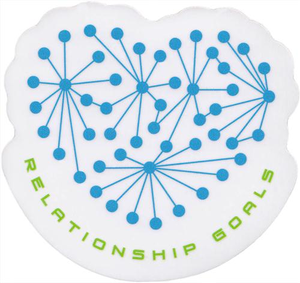 Relationship Goals Sticker