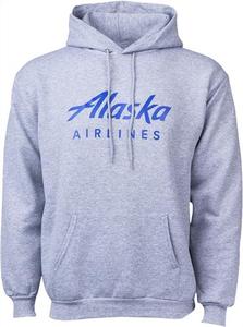 Alaska Logo Clique Pullover Hoodie