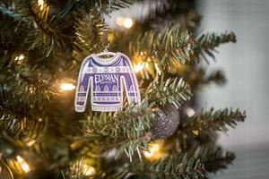 Elysian Christmas Sweater Ornament