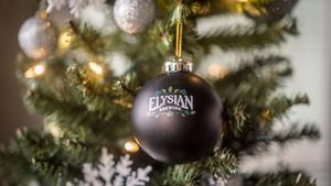 Elysian Christmas Ornament