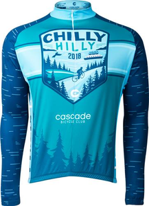 Chilly Hilly 2018 Men's Jersey