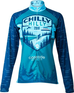 Chilly Hilly 2018 Women's Jersey
