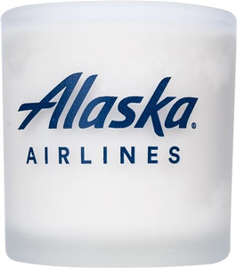 Alaska Airlines 10oz Soy Candle