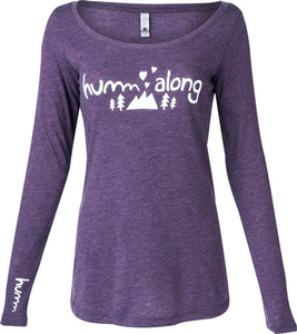 Women's Humm Along Long Sleeve T-Shirt