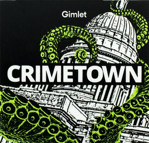 "2"" x 2"" Crimetown Sticker"