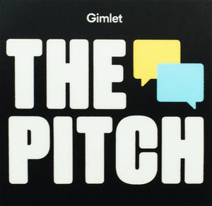 "2"" x 2"" The Pitch Sticker"