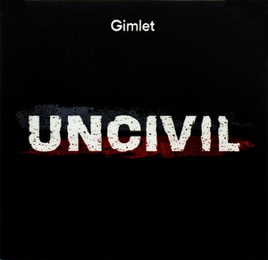 "2"" x 2"" Uncivil Sticker"