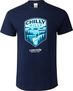 Chilly Hilly 2018 T-Shirt