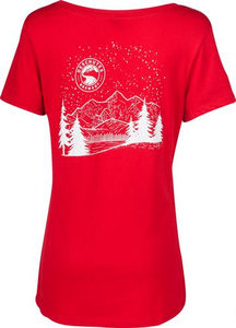 Women's Deschutes Brewery Mountainscape T-Shirt