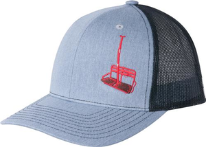 Beer Logo Hat: Red Chair