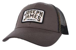 Joseph James Brewing Patch Trucker Hat