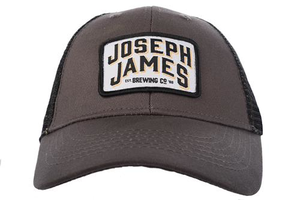 Joseph James Brewing Patch Trucker Hat