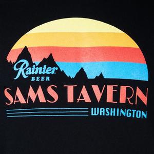 Rainier Beer Pullover Hoodie