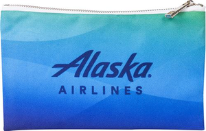 Alaska Airlines RuMe Pouch