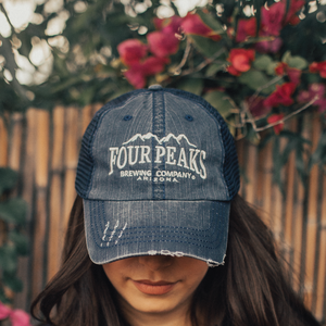 Four Peaks Trucker Dad Hat