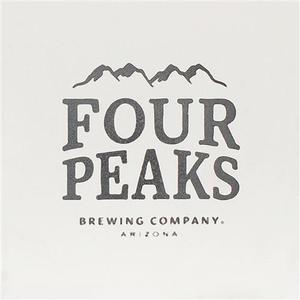 Four Peaks Stone Coaster