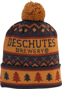 Deschutes Brewery Trees Beanie