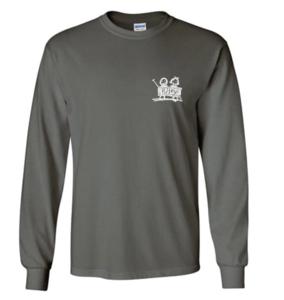 Unisex Gildan 100% Ultra Cotton® Long Sleeve T-Shirt