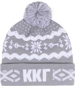 Knit Beanie - Kappa Kappa Gamma