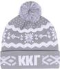 Knit Beanie - Kappa Kappa Gamma image 1