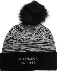 Knit Beanie - Chi Omega
