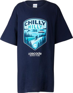 Chilly Hilly 2018 Youth T-Shirt