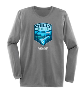 Chilly Hilly 2018 Performance Long Sleeve T-Shirt