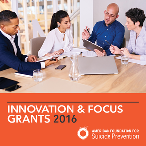 Innovation & Focus Grants 2016