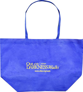 Out of the Darkness Tote