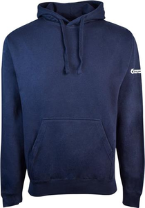 Navy Be the Voice Pullover