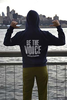 Unisex Navy Be the Voice Pullover image 3