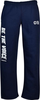 Unisex Navy Be the Voice Sweatpants image 1