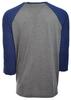Unisex Be the Voice Baseball Shirt image 2