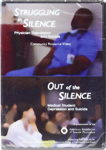 Struggling in Silence/Out of the Silence – DVD