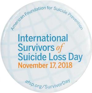 Image result for international survivors of suicide day
