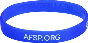 Be a Lifesaver Wristband (Pack of 10)