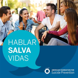 Talk Saves Lives Brochure - Spanish