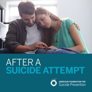 After a Suicide Attempt Brochure