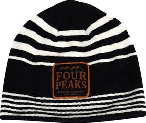 Four Peaks Patch Beanie