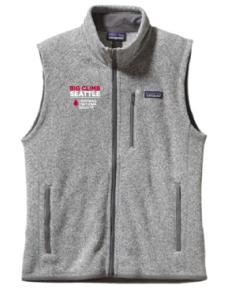 Big Climb Patagonia Better Sweater Fleece Vest