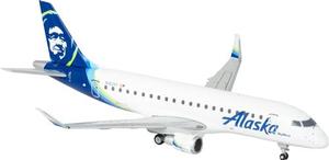 Alaska Airlines/Skywest Embraer ERJ-175 1/400 Model