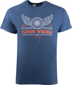 Flying Wheels 2018 Unisex T-Shirt