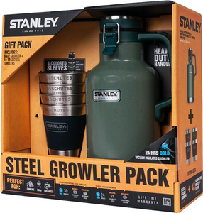Deschutes Brewery Steel Growler Kit