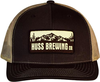 Huss Brewing Mountain Patch Hat image 3