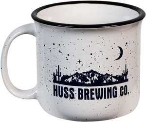 Huss Brewing Camp Mug