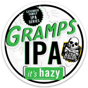 Gramps Tap Stickers (25 pack)