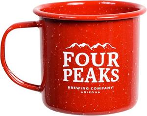 Four Peaks Speckled Mug