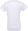 Women's White Be the Voice V-Neck image 2