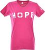 Women's Fuchsia HOPE V-Neck image 1