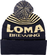 Loma Brewing Beanie with Pom  image 1